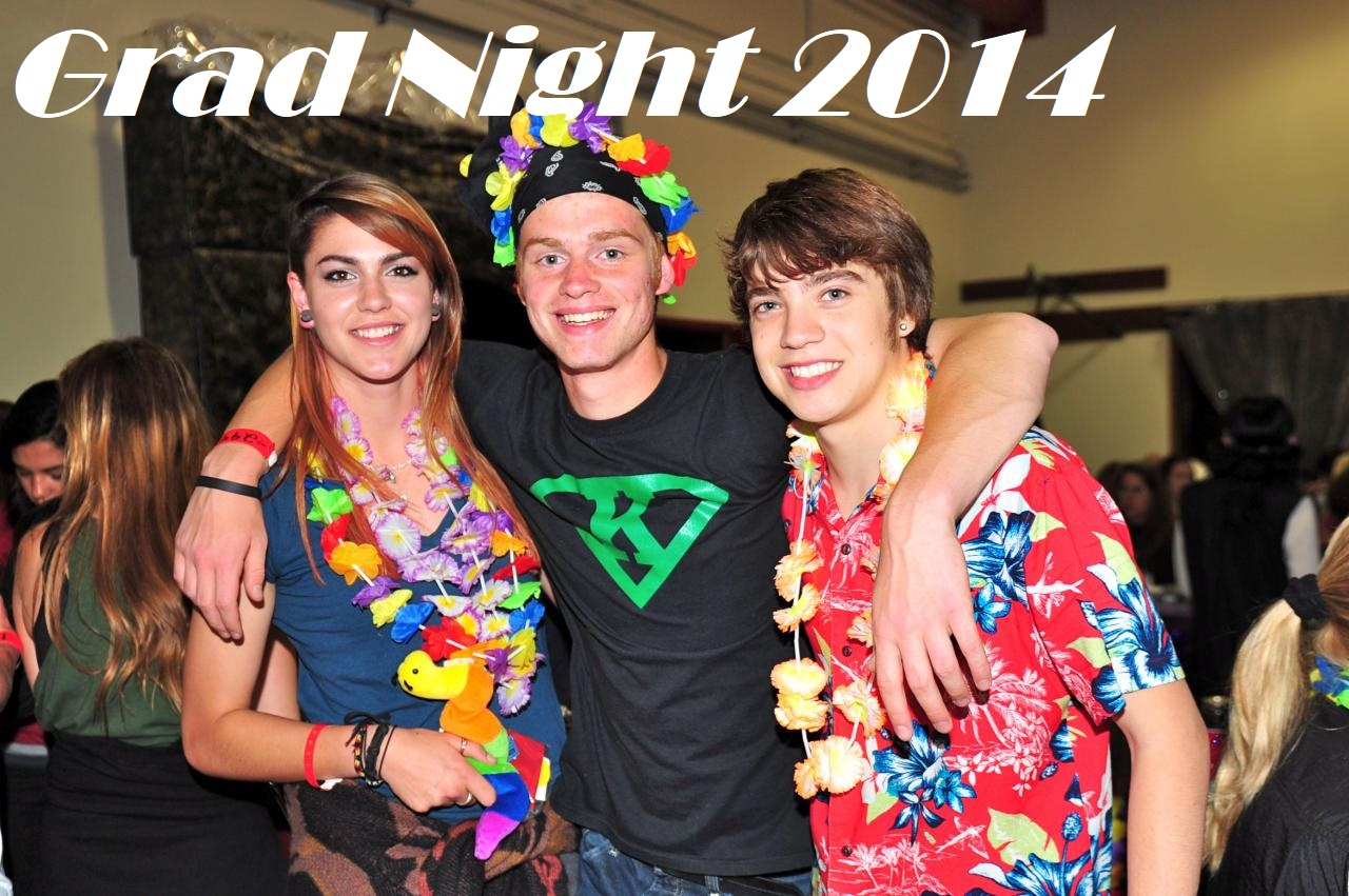 Grad Night 2014 (Broadway 72 Left Top)